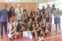 Mulheres de S.Bernardo garantem ouro no futsal e no basquete
