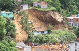 A área do acidente não era considerada de alto risco, segundo a prefeitura. Foto: Jose Lucena/Futura Press/Folhapress