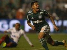 Um dos objetivos do clube é segurar Dudu, que voltará a ser alvo de propostas. Foto: Cesar Greco/Agência Palmeiras