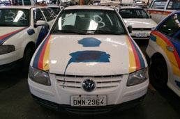 São Bernardo inicia leilão de carros oficiais