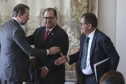 CNJ, Pnud e Itamaraty assinam acordo para projetos em presídios