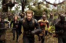 """""""Vingadores"""" foi escolhido como melhor filme, melhor filme de ação e melhor atriz de cinema de 2018, com Scarlett Johansson. Foto: Divulgação"""