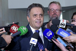 Operação apura mesada da JBS a Aécio e compra de apoio político ao PSDB
