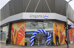 Com investimento de R$ 650 mil, Coop inaugura unidade no Centro de Santo André