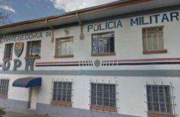 Operação foi realizada pela Corregedoria da Polícia Militar em conjunto com o Ministério Público de São Paulo. Foto: Reprodução/Google Street View