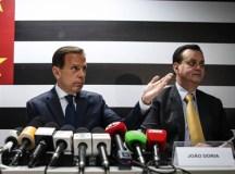 """Doria afirmou que """"compreende que o pedido de licença permitirá a Gilberto Kassab fazer sua defesa e comprovar sua inocência"""". Foto: Folhapress"""