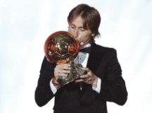 Modric desbanca Messi e CR7 e conquista Bola de Ouro