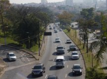 Antes,carros apreendidos na cidade eram encaminhados para Diadema. Foto:  Alex Cavanha/PSA