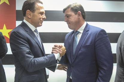 Orlando Morando vai integrar equipe de transição de João Doria