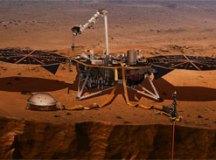 Sonda da Nasa capta som do vento em Marte
