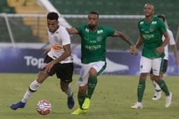Corinthians leva virada do Guarani no Brinco de Ouro e segue sem vencer na temporada