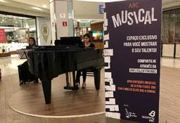 ABC Musical estreia no Shopping ABC, em Santo André, em grande estilo