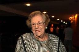 Morre aos 87 a atriz Etty Fraser