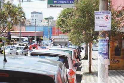 Prefeitura de Diadema moderniza estacionamento rotativo com app