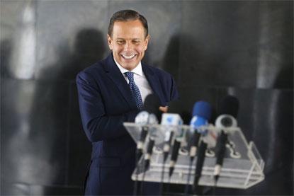 Doria se reúne com Bolsonaro e reafirma apoio à reforma da Previdência