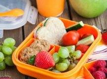 Nutricionista dá dicas de como montar uma lancheira saudável na volta às aulas