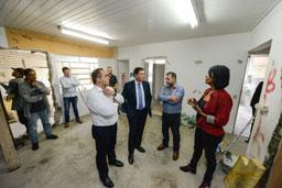 Imóvel subutilizado será sede da 5ª unidade do CRAS em São Bernardo