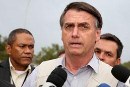 Bolsonaro tem 57,5% de aprovação, diz pesquisa
