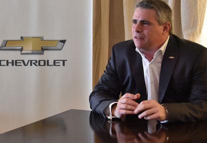 'Sem investimento será difícil continuar', diz presidente da GM