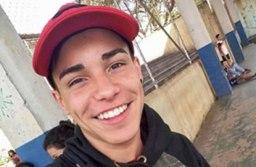 Luan morreu após ser atingido por um tiro na nuca disparado por Souza durante uma ocorrência em Santo André. Foto: Reprodução/Facebook