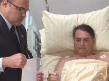Bolsonaro tem febre; nova cirurgia não é descartada