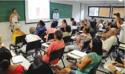 Universidade Aberta às Pessoas Idosas de Diadema inicia primeira turma