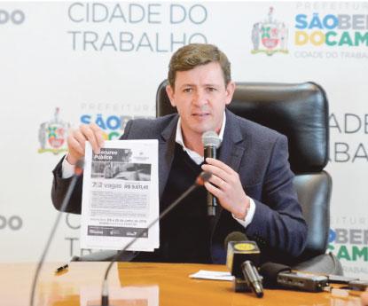 São Bernardo inicia convocação de selecionados em concurso