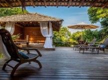 Pousada Estrela D'Água é a opção ideal para curtir a charmosa vila com conforto e luxo na medida certa. Foto: Divulgação