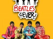 Beatles e canções dos Anos Oitenta no Teatro Clara Nunes