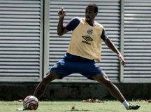 """Luiz Felipe: """"Não considero isso um atraso ou problema"""". Foto: Ivan Storti/Santos FC"""