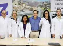 Médicos receberam as boas-vindas do prefeito. Foto: Caio Arruda/PMM