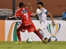 Santos goleia América-RN e se classifica à 3ª fase da Copa do Brasil