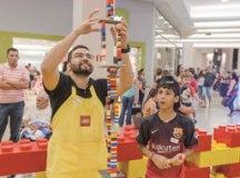 Casa Lego é a nova atração do Golden Square Shopping