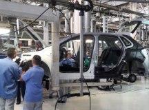 VW vai suspender parte da produção a fim de preparar fábrica do ABC para novo carro
