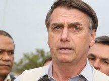 """Jair Bolsonaro: """"deixa as investigações continuarem"""". Foto: Arquivo"""