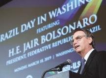 """Bolsonaro: """"o povo se cansou da velha política"""". Foto:  Alan Santos/PR"""