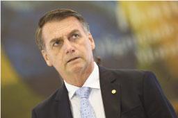 Jair Bolsonaro vai aos EUA, Chile e Israel este mês