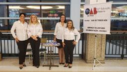 Comissão do Direito do Consumidor realiza ação no Shopping Praça da Moça