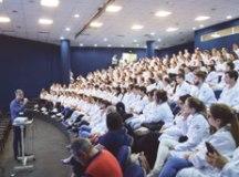 Estudantes dos 1º e 2º anos atuarão em UBSs, CAPSs, Quarteirão da Saúde e Hospital Municipal. Foto: Adriana Horvath/PMD