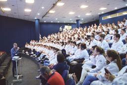 Rede de saúde de Diadema recebe estagiários de medicina