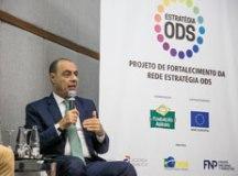 """José Auricchio: """"desafio é  mitigar as desigualdades"""". Foto: Letícia Teixeira / PMSCS"""