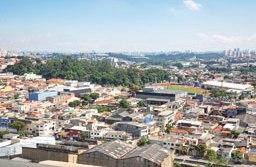 Imóveis serão destinados a programas habitacionais. Foto: Letícia Teixeira/PMSCS