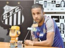 """Jorge espera """"sensação maravilhosa"""" ao atuar na Vila. Foto: Ivan Storti/Santos FC"""