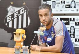 Santos recebe Atlético-GO na volta à Vila BelmiroSantos recebe Atlético-GO na volta à Vila Belmiro