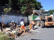 Prefeitura de Diadema gasta R$ 4,9 milhões, por ano, com recolhimento de entulho e bagulho