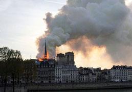 Doações de mais de R$ 3,5 bilhões garantem recuperação da Notre-Dame