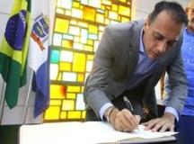 Atila Jacomussi regulamentou a medida por meio de decreto. Foto: Arquivo
