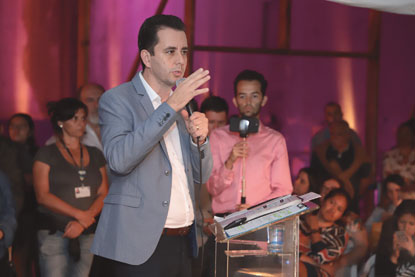 Santo André vai revitalizar o  Cine Theatro Carlos Gomes