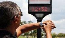 Bolsonaro confirma que o Brasil não terá horário de verão este ano