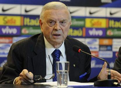 José Maria Marin é banido do futebol e pagará multa de R$ 3,2 milhões